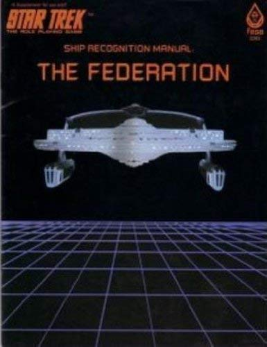 9780425069554: Ship Recognition Manual: The Klingon Empire (Star Trek: The Role-Playing Game)