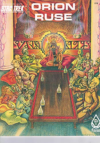 9780425069691: Orion Ruse (Star Trek Role Playing Game)
