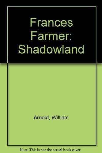 9780425069929: Frances Farmer: Shadowland