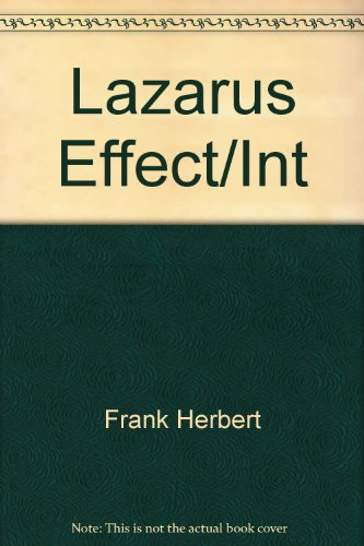 Lazarus Effect/int (9780425070055) by Frank Herbert; Bill Ransom