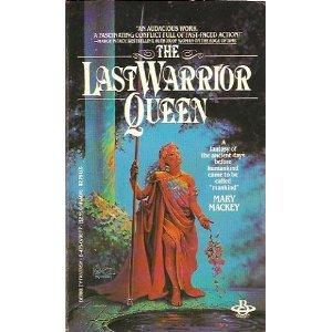 9780425070079: Last Warrior Queen