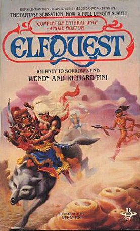 9780425070093: Title: Elfquest Journey to Sorrows End
