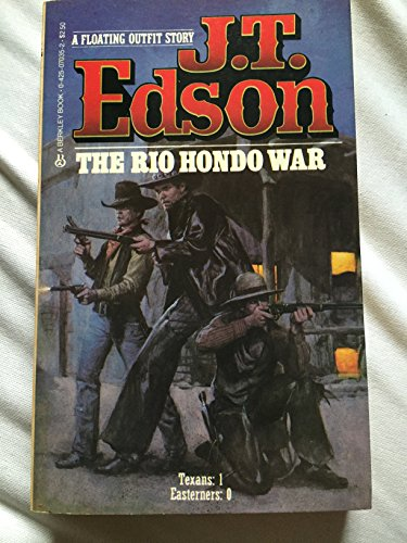 9780425070352: Rio Hondo War (Floating Outfit)