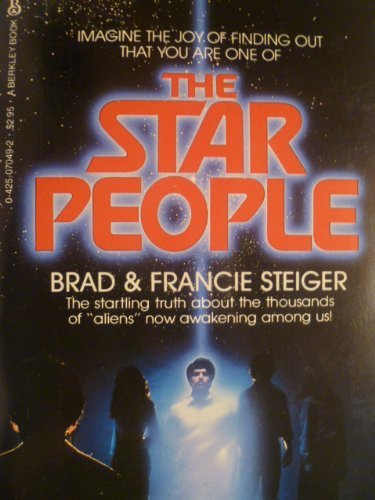 9780425070499: The Star People