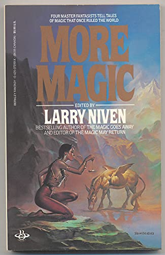 9780425070598: More Magic