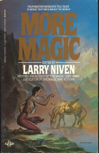 More Magic: Larry Niven