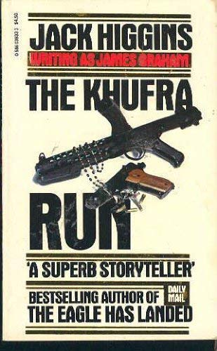 9780425070604: The Khufra Run