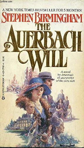 9780425071014: Auerbach Will