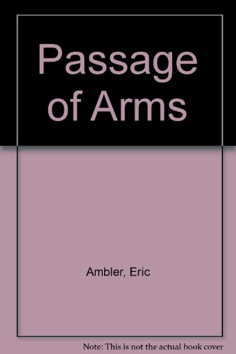 9780425071373: Passage of Arms