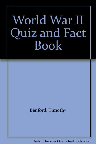 9780425071977: World War II Quiz and Fact Book