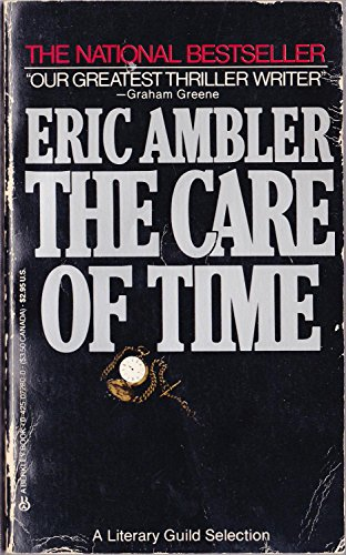 9780425072806: The Care of Time