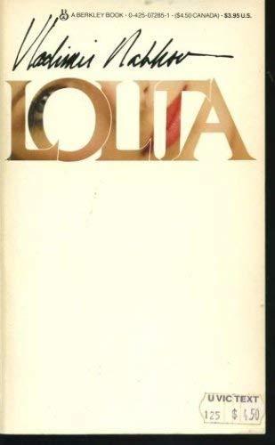 9780425072851: Lolita