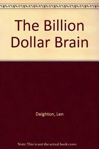 9780425073728: Billion Dollar Brain
