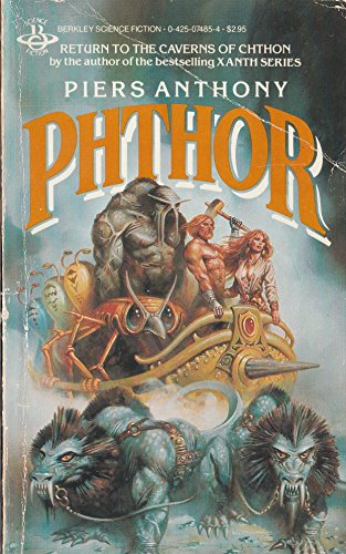 9780425074855: Phthor