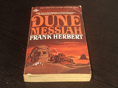 Dune Messiah (Dune Chronicles (Last Unicorn)): Herbert, Frank