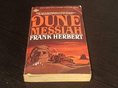 9780425074985: Dune Messiah
