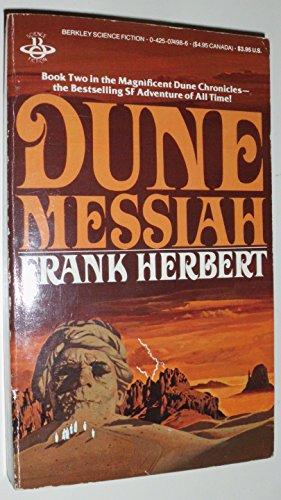 9780425074985: Dune Messiah (Dune Chronicles (Last Unicorn))