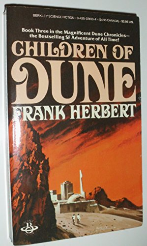 9780425074992: Title: Children Of Dune Dune Chronicles Last Unicorn