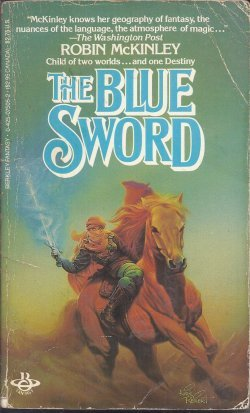 9780425075050: The Blue Sword