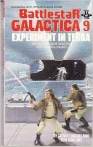 9780425075746: Experiment in Terra (Battlestar Galactica Series No. 9)