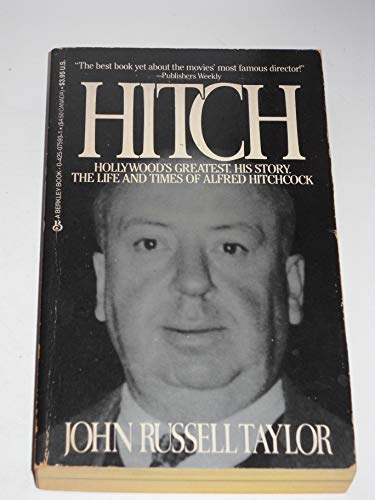 9780425075937: Hitch: The Life and Times of Alfred Hitchcock
