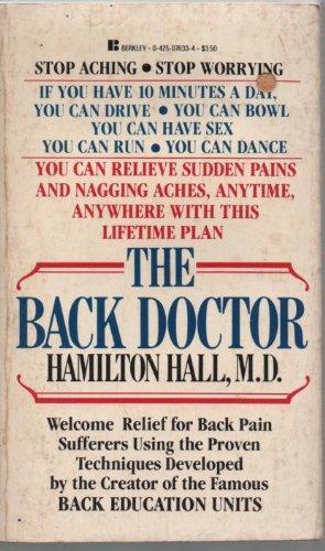 9780425076330: Back Doctor