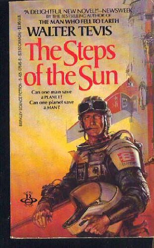 Steps Of The Sun (0425076458) by Walter Tevis