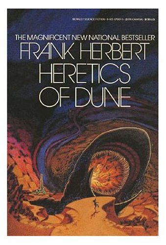 9780425076699: Heretics of Dune/300842