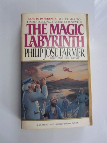 Magic Labyrinth (Riverworld Saga)