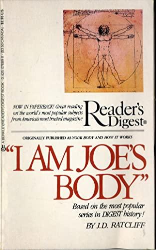 9780425076897: I Am Joe's Body