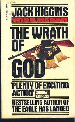 9780425077481: The Wrath of God