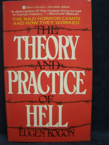 9780425077610: Theory and Practice of Hell