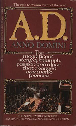 9780425077825: A.D. Anno Domini