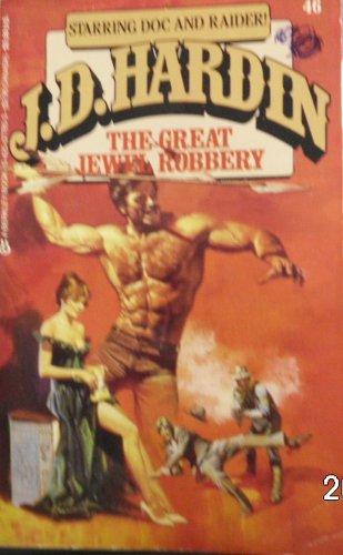 9780425077856: The Great Jewel Robbery (J. D. Hardin, No. 46)