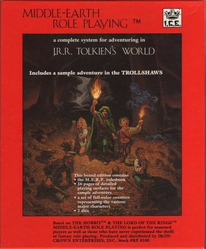 9780425078105: Middle-Earth Role Playing