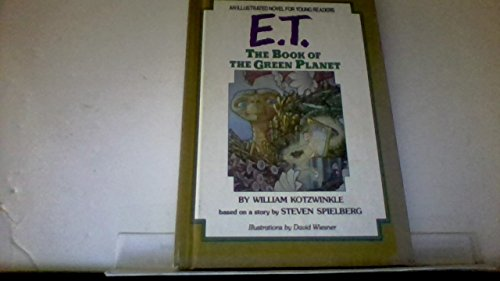 9780425080016: E.T.: The Book of the Green Planet