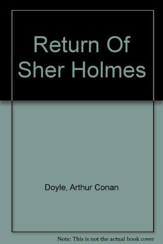 9780425080054: Return Of Sher Holmes