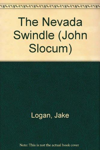 9780425081013: The Nevada Swindle (Slocum Series #74)