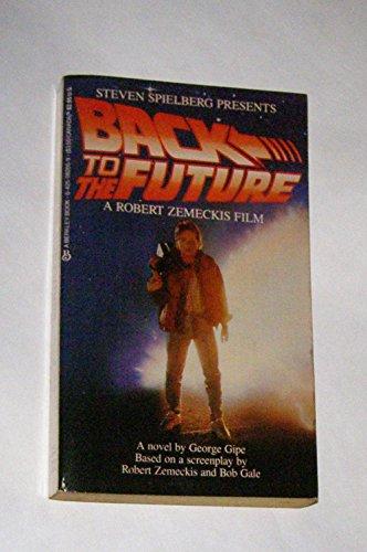 9780425082058: Back to the Future: A Novel