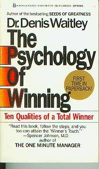 9780425083772: Psychology of Winning