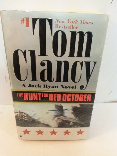 9780425083833: The Hunt for Red October (Jack Ryan)