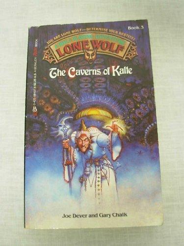 9780425084076: Lone Wolf #03: Caverns of Kalte