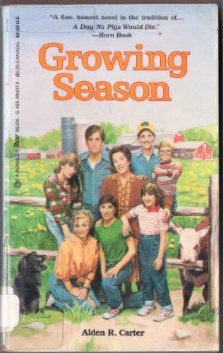 9780425084274: Growing Season