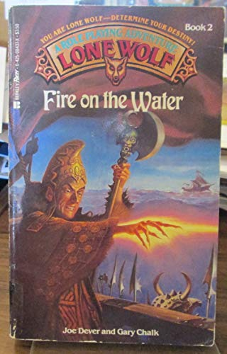 9780425084373: Fire on the Water (Lone Wolf, No. 2)
