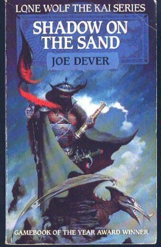 Shadow on the Sand (Lone Wolf): Joe Dever, Gary