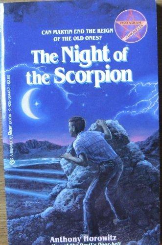 9780425084472: The Night of the Scorpion (Pentagram)