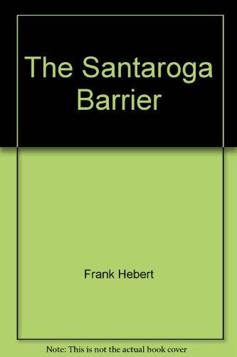 9780425084687: Title: The Santaroga Barrier
