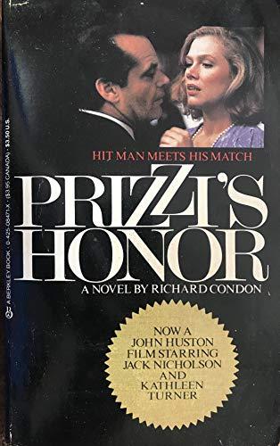 9780425084717: Prizzis Honor