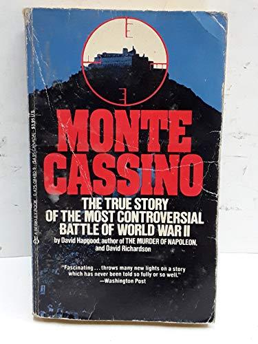 Monte Cassino: David Richardson; David