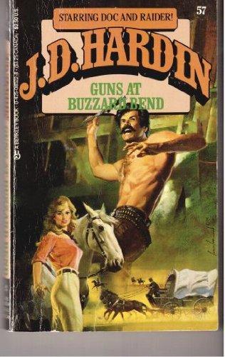 9780425085226: Guns At Buzzard Bend (J.d. Hardin)